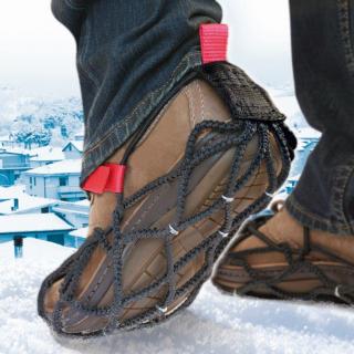【EzyShoes】<br>欧州で大人気!シューズ用滑り止め ウォーキング用