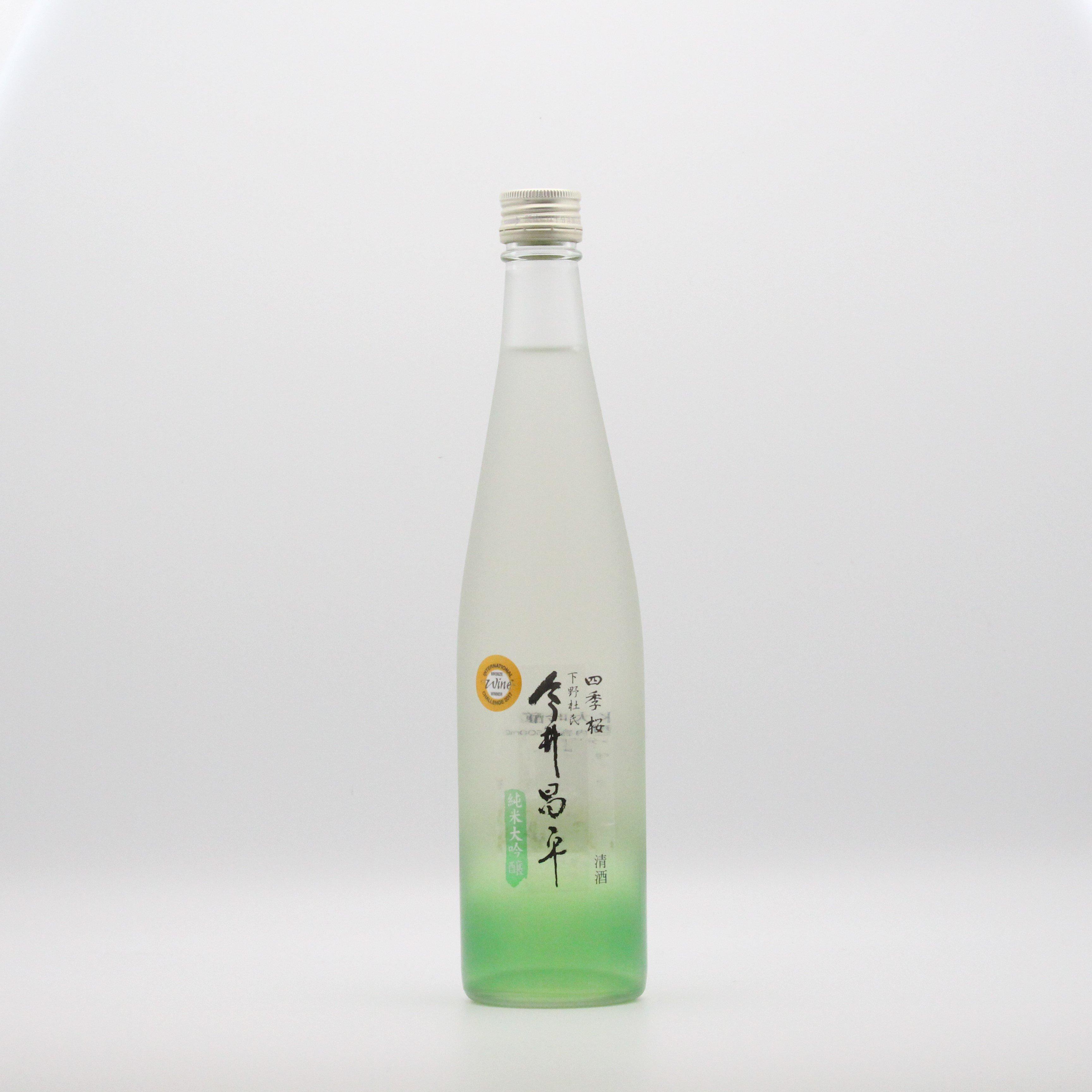 宇都宮酒造/今井昌平(純米大吟醸酒) 500ml