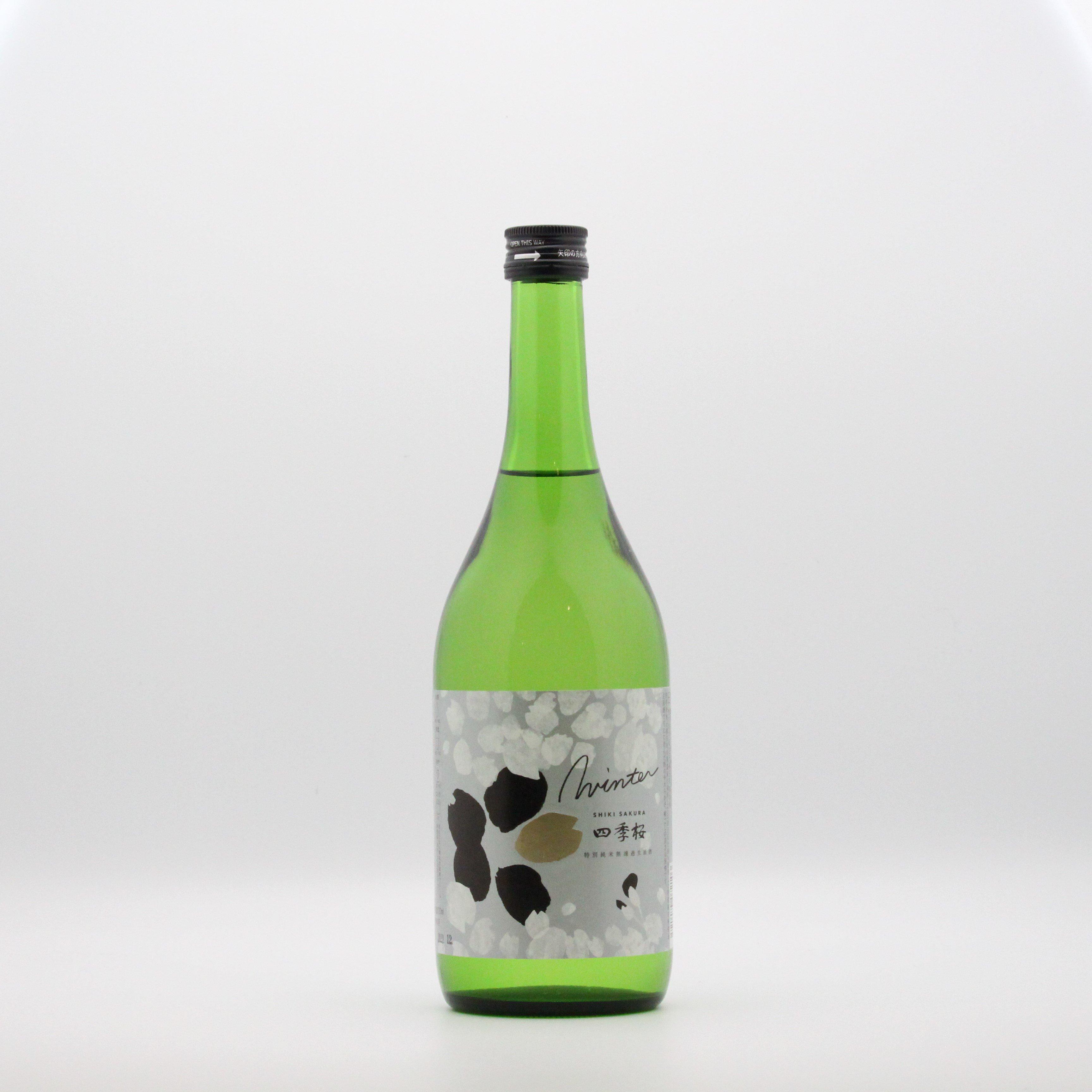 宇都宮酒造/冬(特別純米無濾過生原酒) 720ml