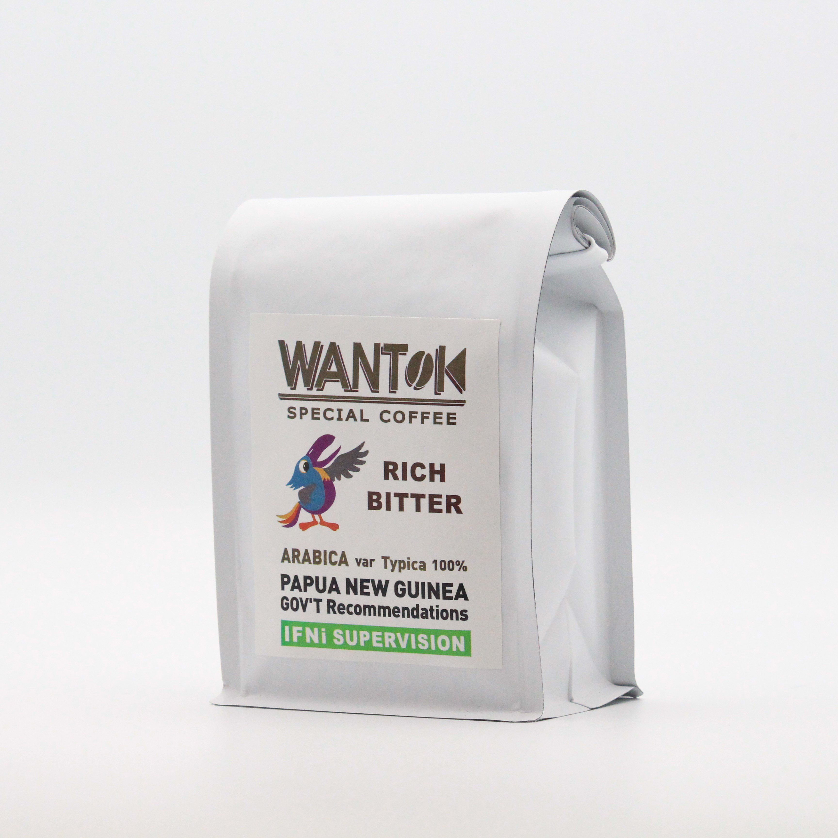 iFNi ROASTING & CO./WANTOK リッチビター 150g