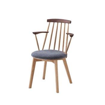 JASMINE Dining chair H arm