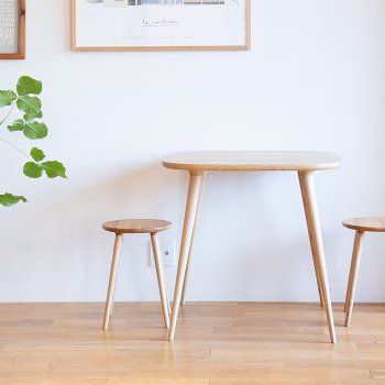 L/S Dining table square