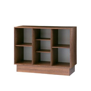 CLEMATIS Book shelf 1200