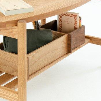 ROSELLE Wood box S/M