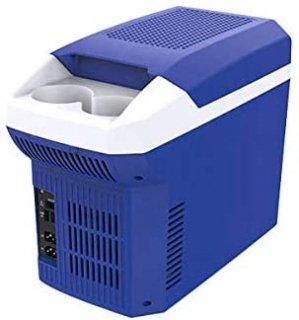 保冷温庫 7L ポータブル AC/DC 2電源対応 SR-AQ8-BL