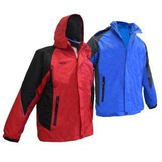 ヒートジャケット 最大50℃ フリース アウター 洗濯可 LF-HJ010