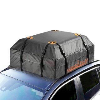 ルーフキャリアバッグ 大容量 423L 普通車 SUV車 LF-RB010-BK