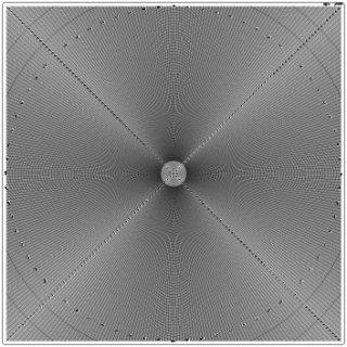 02-07. 円弧検出ゲージ(直径80�)の商品画像