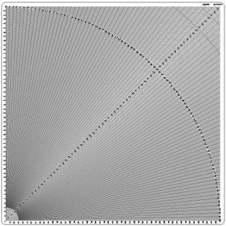 02-12. 円弧検出ゲージ(半径50�)の商品画像