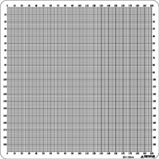 05. 方眼ゲージ(20×20�)の商品画像