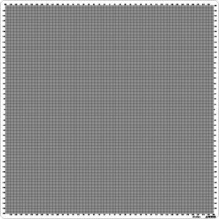 25. 十字座標方眼(40×40�)の商品画像