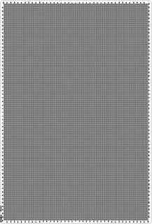 26. 十字座標方眼(40×60�)の商品画像