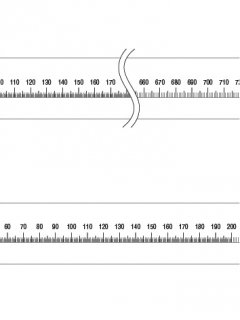 40-C-04. 直線(82,27�)の商品画像