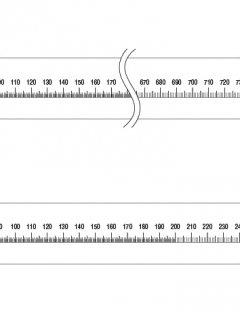 40-C-05. 直線(83,33�)の商品画像