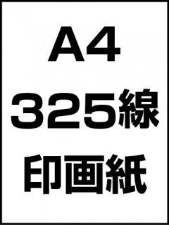 A4・325線・印画紙の商品画像