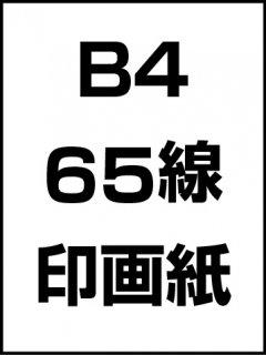 B4・65線・印画紙の商品画像