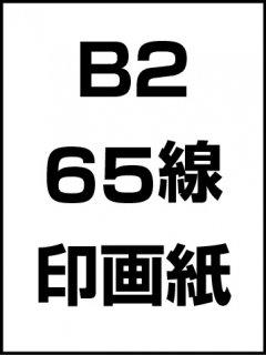 B2・65線・印画紙の商品画像