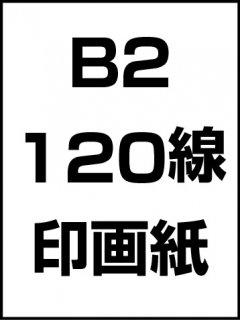 B2・120線・印画紙の商品画像