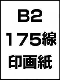 B2・175線・印画紙の商品画像