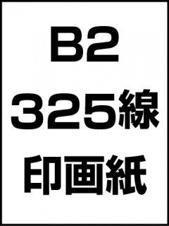 B2・325線・印画紙の商品画像