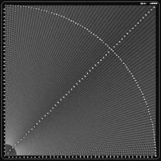 02-11w. 円弧検出ゲージ(半径40�)の商品画像