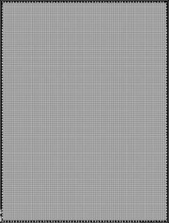 14w. 方眼ゲージ(60×80�)の商品画像