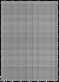 12w. 方眼ゲージ(50×70�)の商品画像