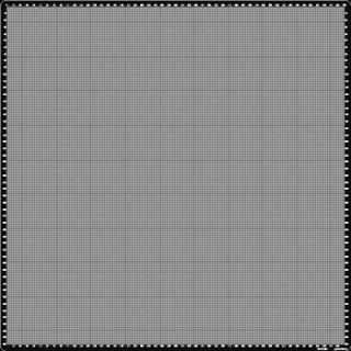 11w. 方眼ゲージ(50×50�)の商品画像