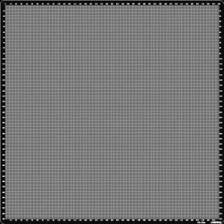 09w. 方眼ゲージ(40×40�)の商品画像