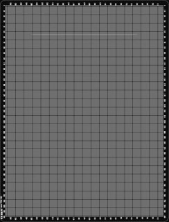 08w. 方眼ゲージ(30×40�)の商品画像