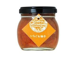 いちご&柚子 コンフィチュール 110g