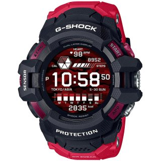 <img class='new_mark_img1' src='https://img.shop-pro.jp/img/new/icons15.gif' style='border:none;display:inline;margin:0px;padding:0px;width:auto;' />カシオ G-SHOCK  PRO GSW-H1000-1A4JR  メンズ レッド 日本モデル正規品