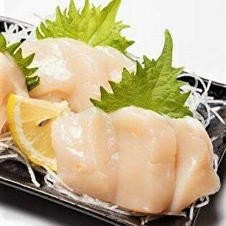 北海道オホーツク海産 ほたて刺身各種