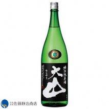 大山 特別純米酒 1800mlの商品画像