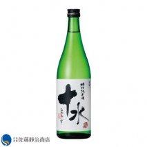 大山 特別純米酒 十水(とみず) 720mlの商品画像