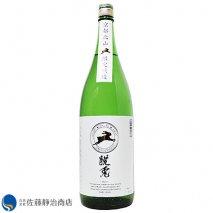 脱兎(だっと) 純米酒 火入れ 1800mlの商品画像