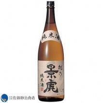 諸橋酒造 越乃景虎 純米酒 1800mlの商品画像