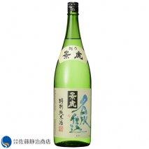 諸橋酒造 越乃景虎 名水仕込 特別純米酒 1800mlの商品画像