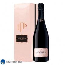 シャンパン フルール・ド・ミラヴァル ロゼ NV (化粧箱入り) 750mlの商品画像