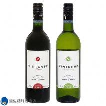 ノンアルコールワイン ヴィンテンス メルロー・シャルドネ 750ml(2本セット)の商品画像