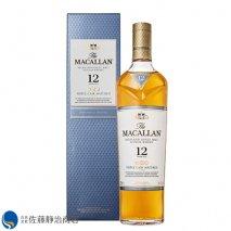 ウイスキー ザ・マッカラン トリプルカスク12年 40% 700mlの商品画像
