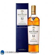 ウイスキー ザ・マッカラン ダブルカスク12年 40% 700mlの商品画像