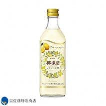 檸檬酒(レモンのお酒) 500mlの商品画像