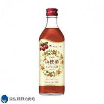 山ざし酒(さんざしのお酒) 500mlの商品画像