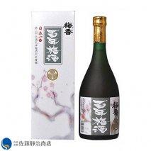 梅酒 梅香 百年梅酒 720mlの商品画像