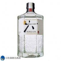 サントリー ジャパニーズジン ROKU(六) 700mlの商品画像