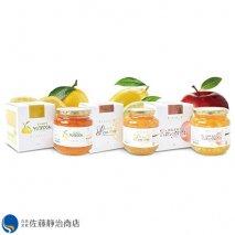 香味フルーツ茶シリーズ 3種詰め合わせセット 透明 スリーブケース入りの商品画像