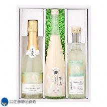水芭蕉 MIZUBASHO Artist Series 甘酒 3本セットの商品画像