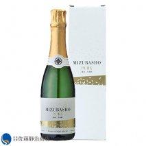 瓶内二次発酵 MIZUBASHO PURE 360ml 【専用カートン】の商品画像