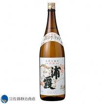 浦霞 本仕込 本醸造 1800mlの商品画像